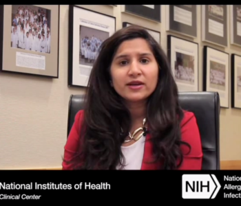 Anita Kohli MD discusses her recent article in Annals of Internal Medicine YouTube