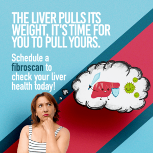 The liver pulls its weight, it's time you pulled yours.